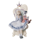 Lladro Alice In Wonderland 01008350