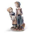 Lladro Hansel And Gretel 01008658
