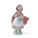 Lladro Little Red Riding Hood 01008500