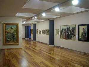 Lladro Paintings Exhibit