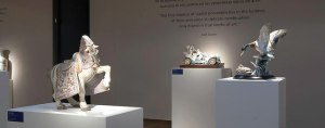 Lladro Porcelain Exhibit