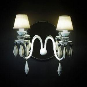Lladro Wall Sconce
