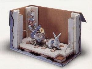 Lladro Figurine Box