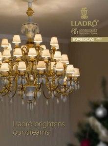 Lladro 2013 Fall Expressions Magazine