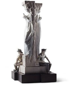 Lladro Tribute 911 01011907