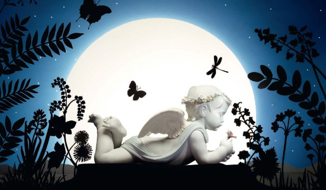 Lladro My Loving Angel Figurine 01009151