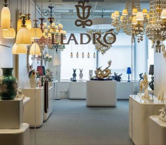 lladro-NY-showroom