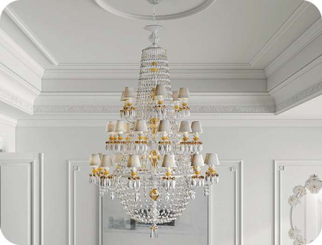 Lladro Chandeliers